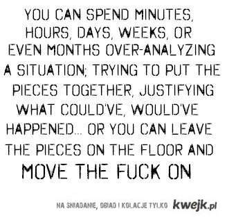 you can spend minutes..