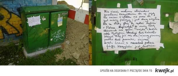 znalezione w Warszawie