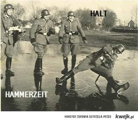 Stop! Hammertime;>