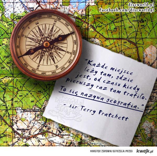 Pratchett - geografia