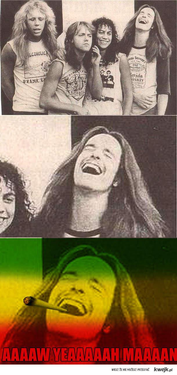 Metallica. Cliff Burton (R.I.P)