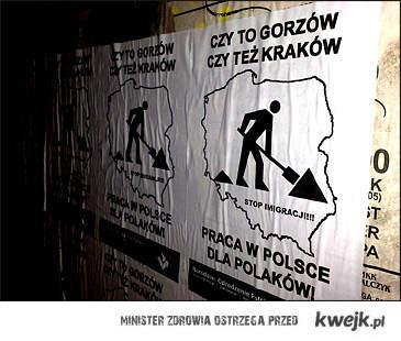 Czy to Gorzów, czy to Kraków...^^