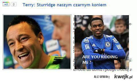 Terry & Sturridge