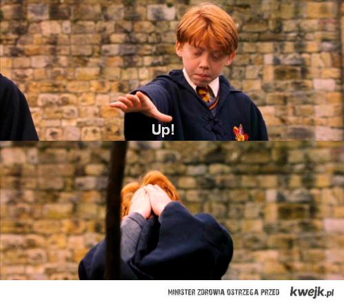 Quidditch lesson