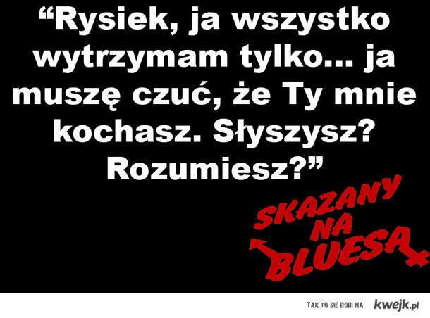 skazany na bluesa