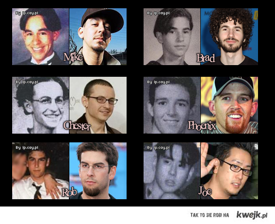 młodzi Linkin Park