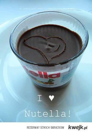 Nutella ;*