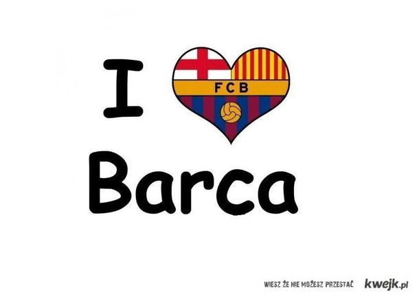 I Love Barca <3