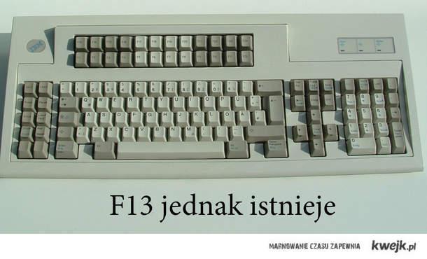 f13? u mad?