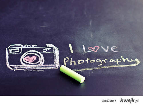 I ♥ Photography! #