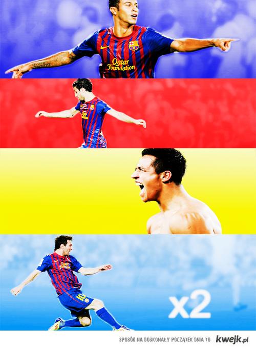 FC Barcelona 5 : 0 Villarreal