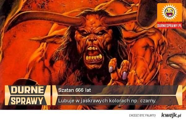 Trudne Sprawy - Szatan