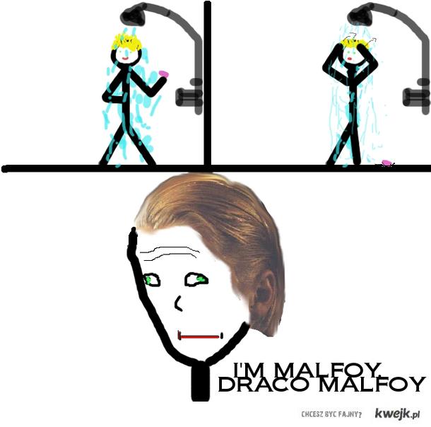 be like draco