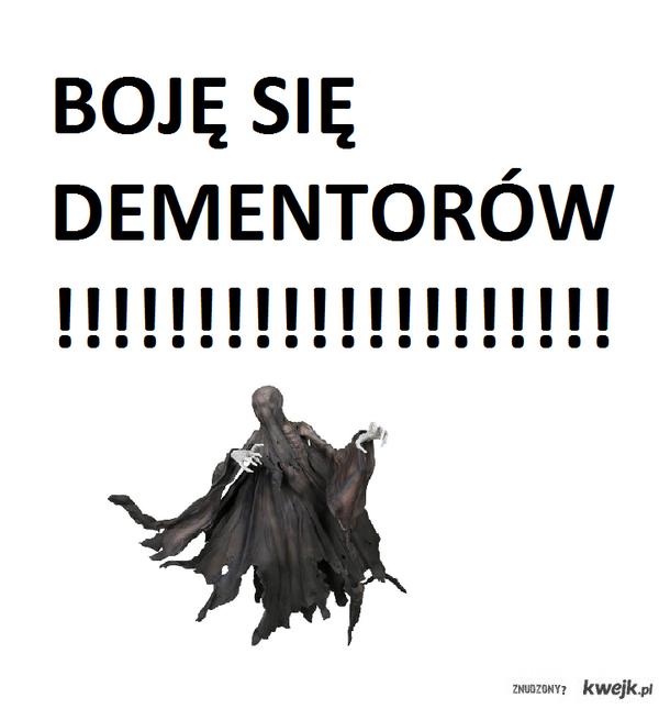 straszni dementorzy