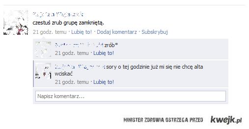 facepalm facebook