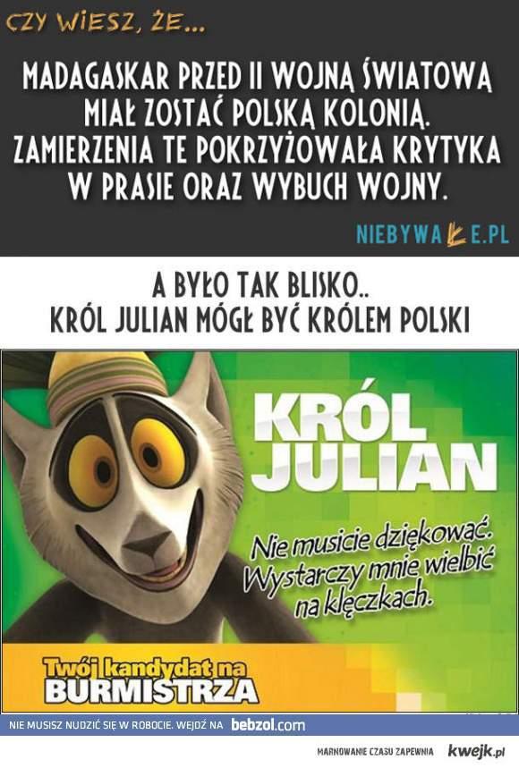 Król Julian ♥