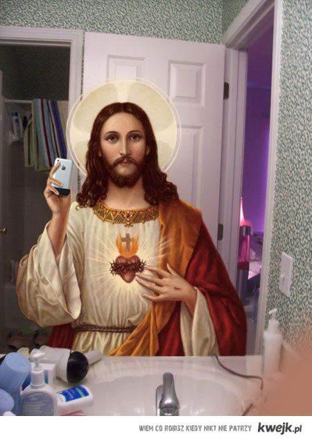 nowe zdjęcie profilowe Pana Jezusa