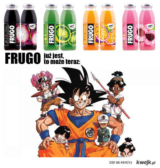 Frugo Dragon Ball