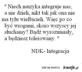 Integracja