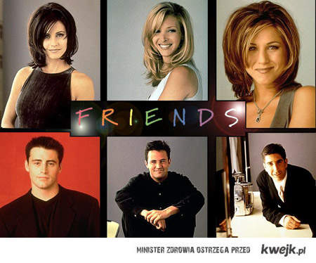 Friends/Przyjaciele