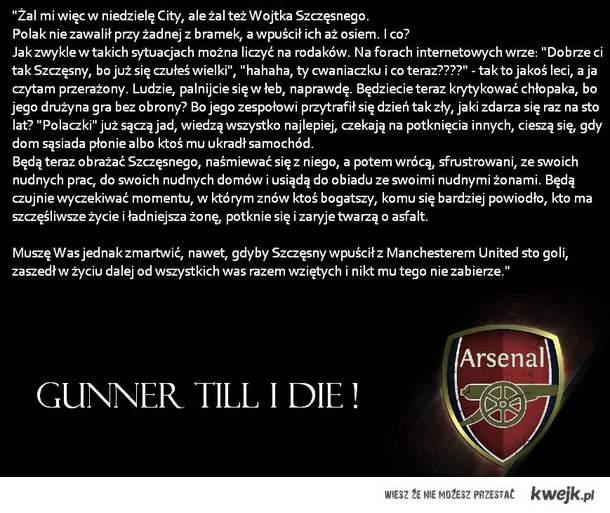 the gunners !