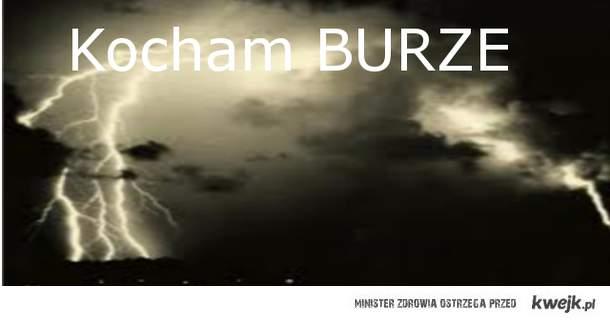 Burza <3