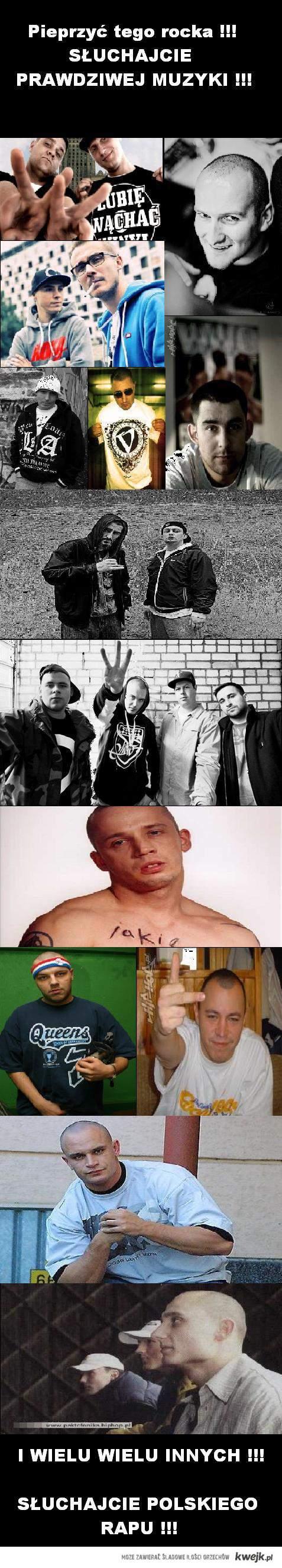 Polski rap <3