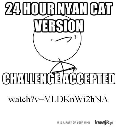 nyan cat 24 hour version