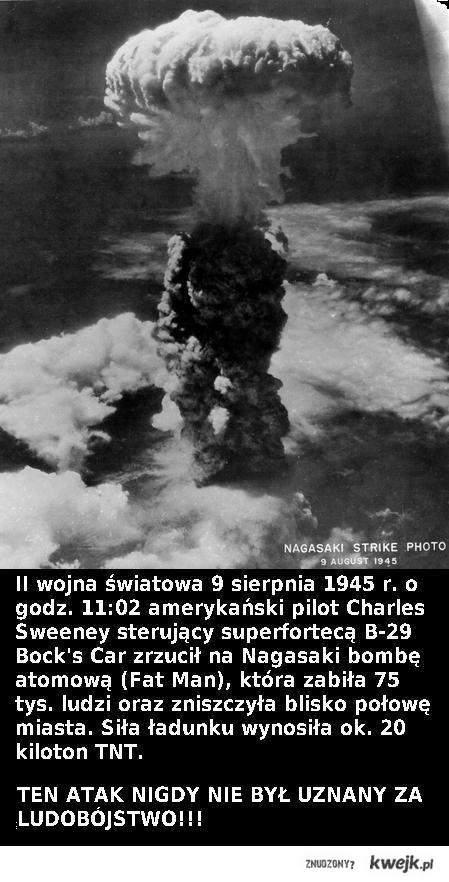 bomba atomowa nagasaki