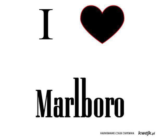 I <3 Marlboro