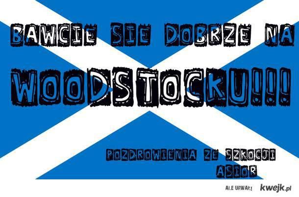 pozdrowienia ze szkocji