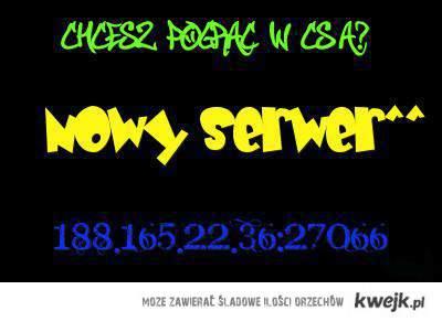 Serwer Cs :)