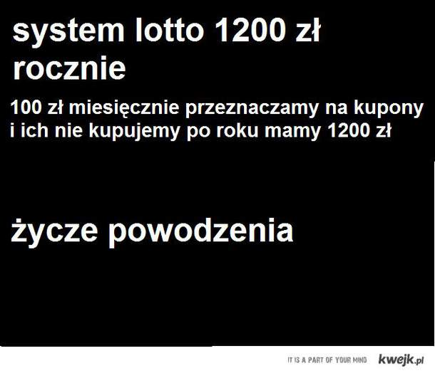 system lotto