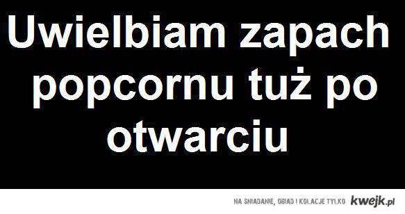 popcorn :)