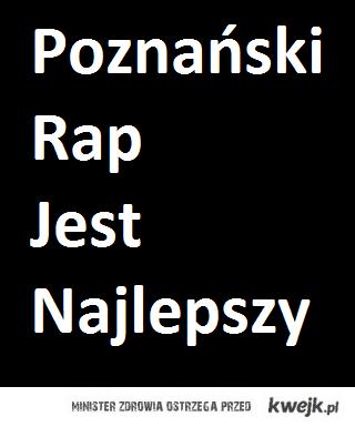 Poznański Rap Jest Najlepszy ( Peja , Kobra , Kubiszew , Paluch , Śliwa , Ry23 , Medi Top Glon , Gandzior , Shellerini ) )