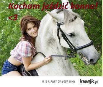 Kochamy jeździć konno