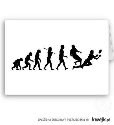 Evolution Of Man Rugby