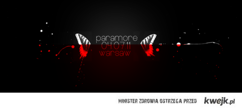 Paramore 04.07.11.