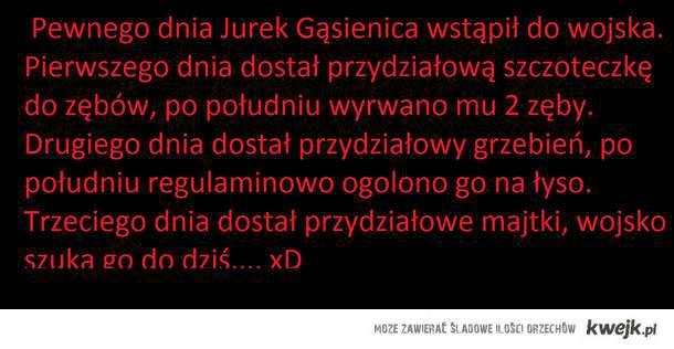 Jurek Gąsienica