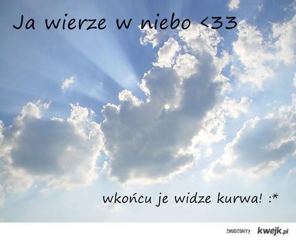 Niebo? -,- ♥