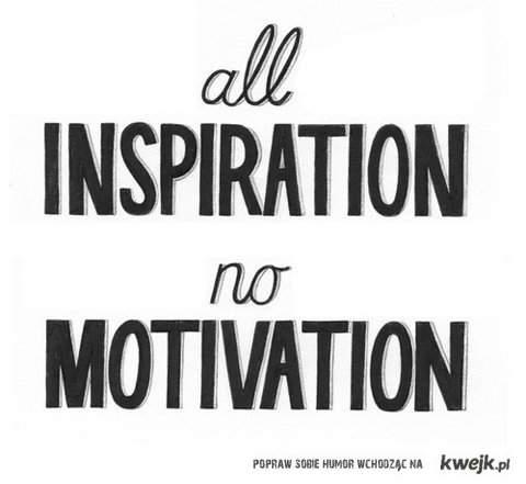 all inspiration