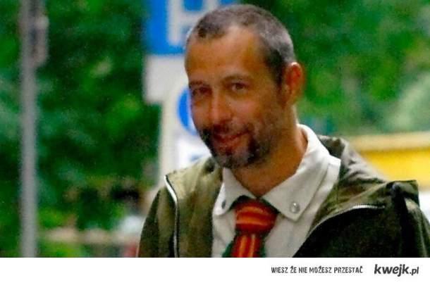 Szymon Majewski.... Wkońcu wygląda jak mężczyzna!