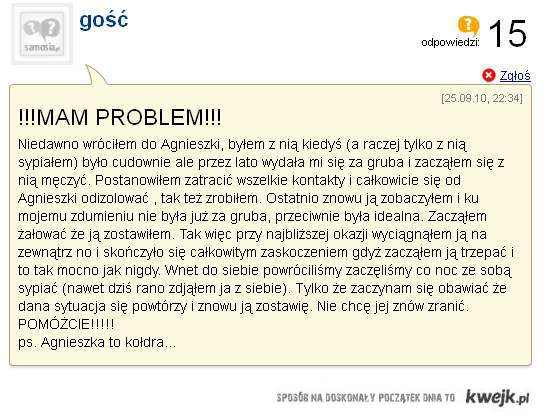 problem..