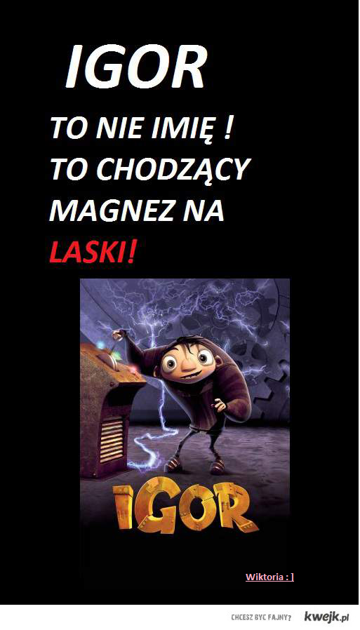 Igorek