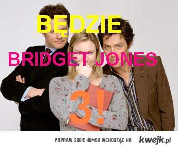 Bridget Jones 3!