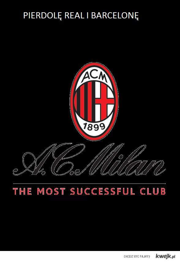 Forza Milan <3