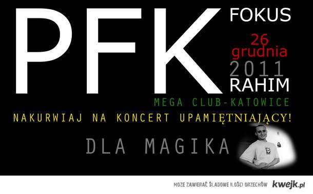 Dla Magika-Koncert PFK