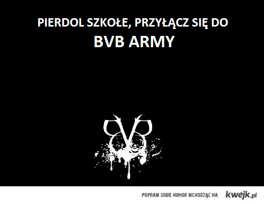 BVB army forever
