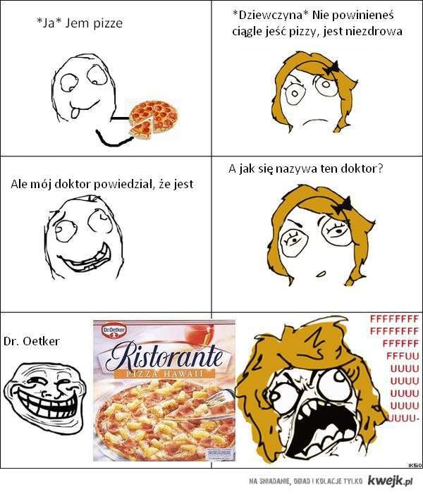 om nom nom pizza