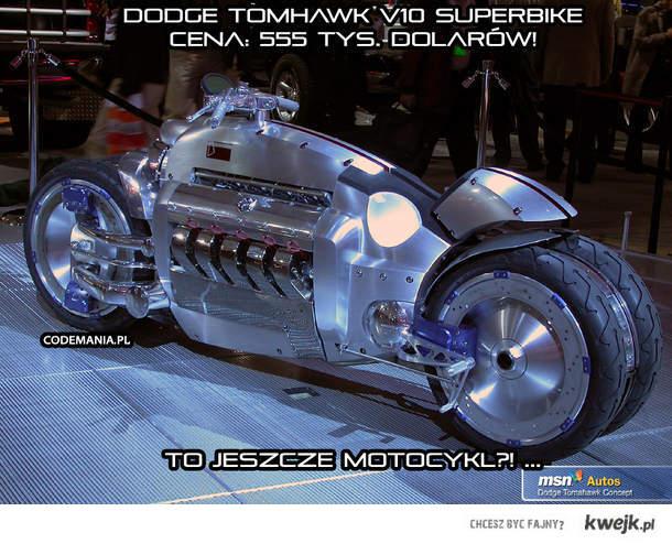 Najdroższy motocykl świata...